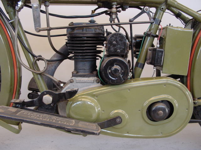 Harley Davidson 1928 28b 350cc 1 Cyl Sv: Harley Davidson 1928 28B 350 Cc 1 Cyl Sv