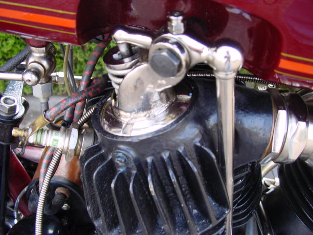 1928 Harley Davidson Ba Single: Harley Davidson 1928 28JDH 1200 Cc 2 Cyl Ioe