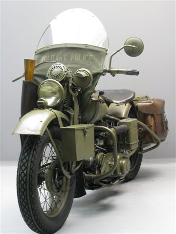 Harley Davidson Wla Kvdh