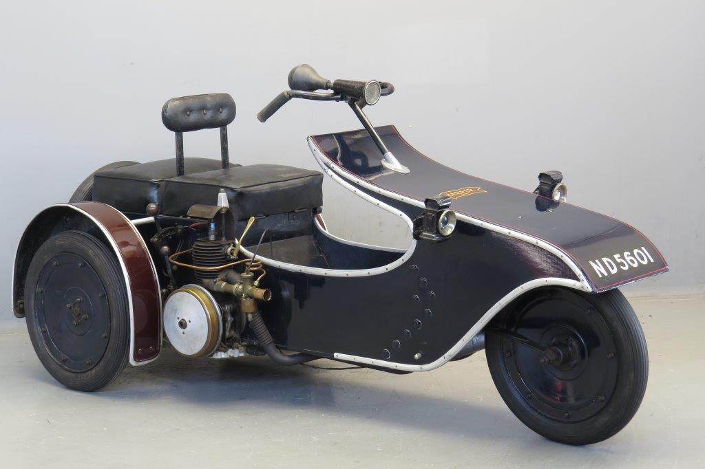 Harper 1924 Runabout