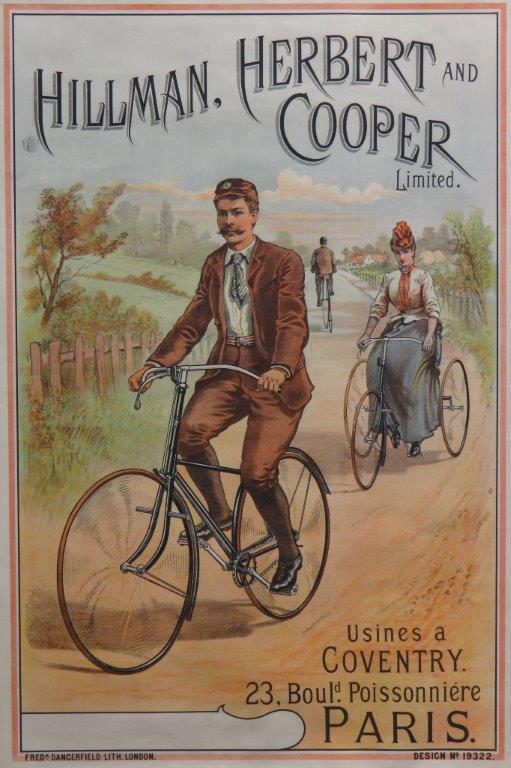 Hillman Herbert and Cooper