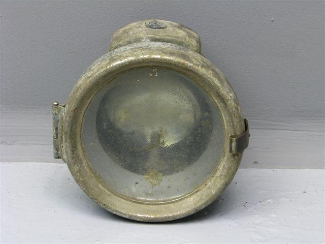 #11 Lucas acetylene lamp