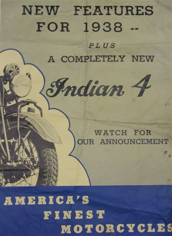 Indian 4 cyl