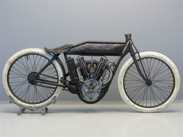 Indian 1915 8 Valve Boardtrack Racer