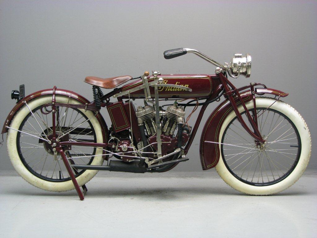 Indian 1918 Powerplus 1000 cc 2 cyl sv