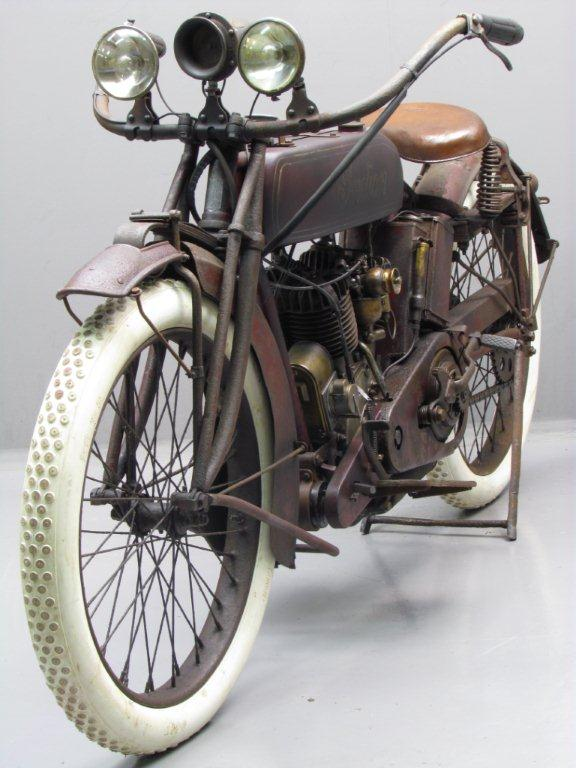 Indian Motorcycle Vintage >> Indian 1919 Powerplus 1000 cc 2 cyl sv - Yesterdays