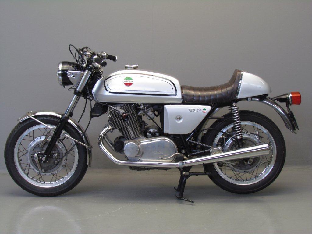 Laverda 1972 750SF - Yesterdays