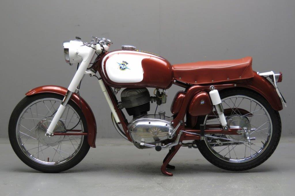 MV Agusta 1965 150GT 150cc 1 cyl ohv 2511 - Yesterdays