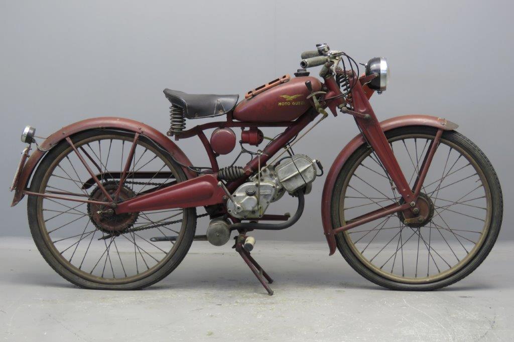 Moto Guzzi  Ts Parts