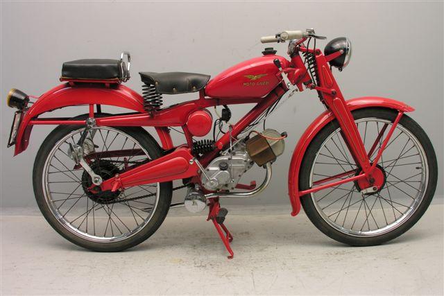 moto guzzi 1955 cardellino 65 cc 1 cyl tt yesterdays. Black Bedroom Furniture Sets. Home Design Ideas