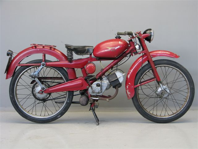 moto guzzi 1960 cardelino 1 cyl 65 cc ts