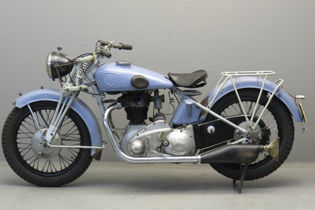 nsu 1939 601 osl 600cc 1 cyl ohv
