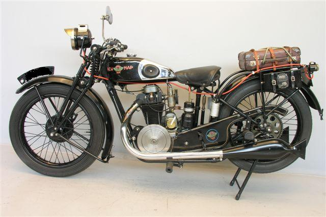 New Map 1930 Model Bl3 350 Cc 1 Cyl Ohv Yesterdays