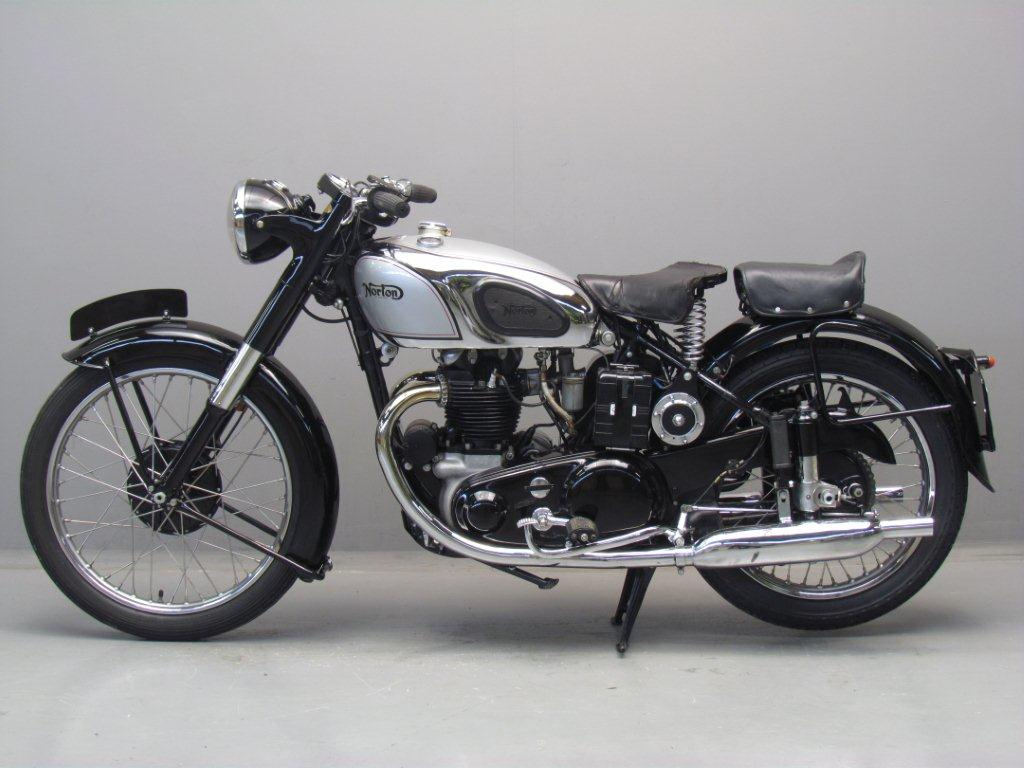 Norton 1950 M7 Ha 2 Yesterdays