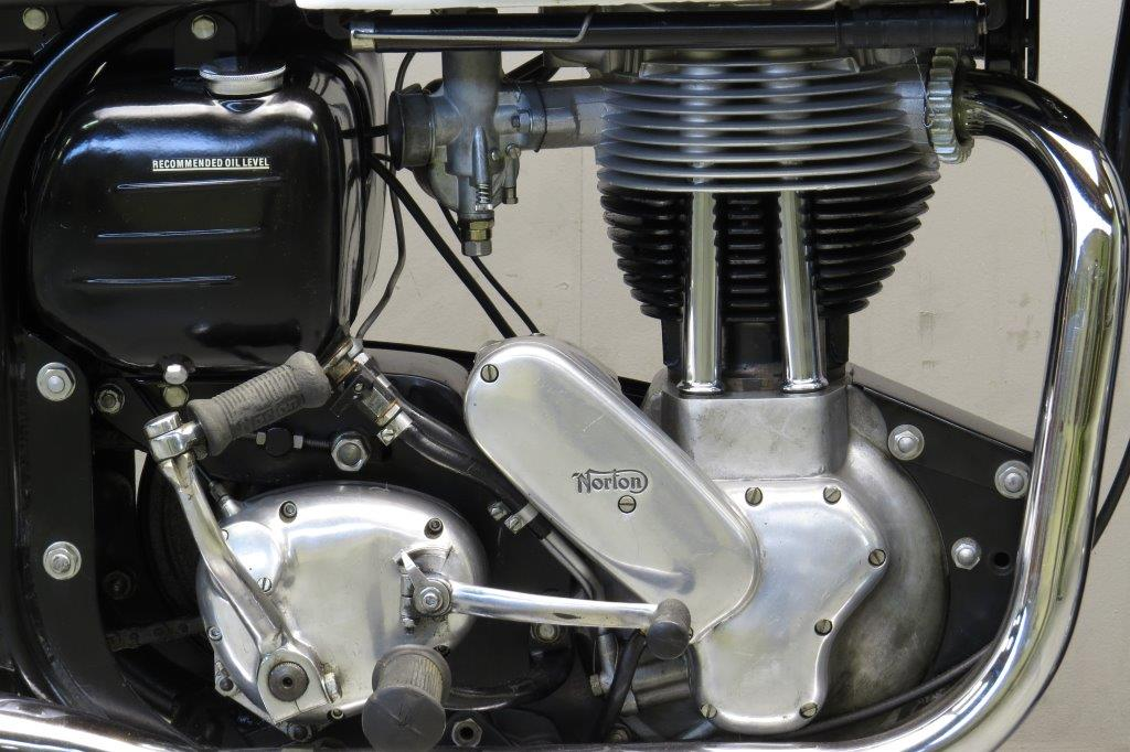How Much Is An Oil Change >> Norton 1960 ES2 500cc 1 cyl ohv - Yesterdays
