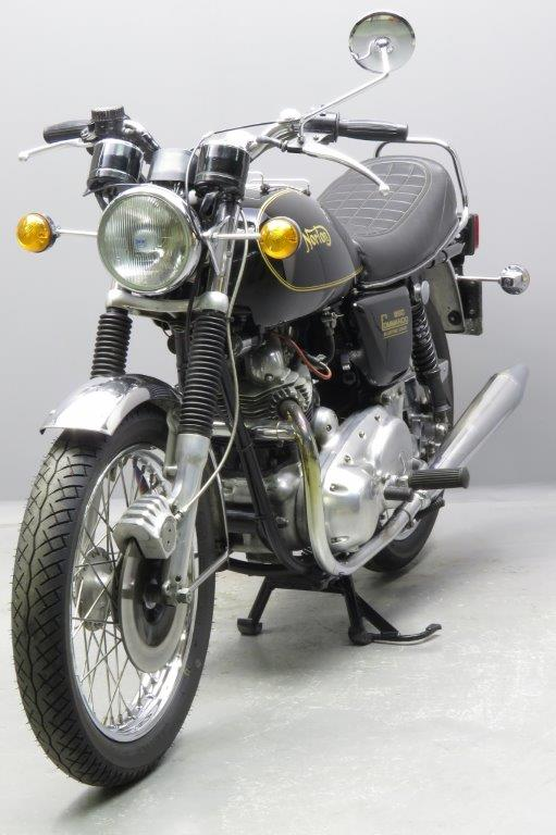 norton 1975 commando 850 mk3 828cc 2 cyl ohv 2611 yesterdays. Black Bedroom Furniture Sets. Home Design Ideas