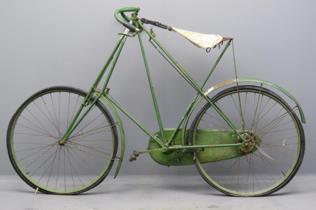 Dursley Pedersen 1911 bicycle  2701