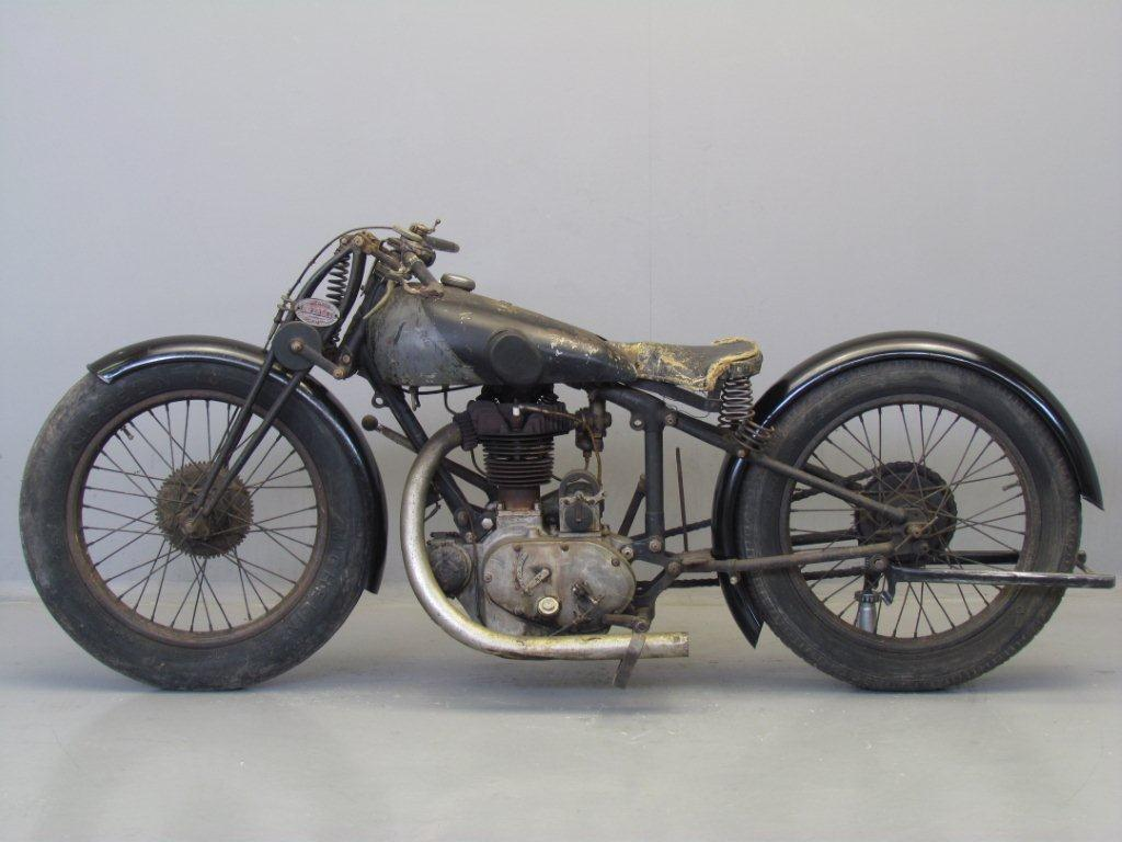 Peugeot 1928 P105 350cc 1 Cyl Ohv Yesterdays