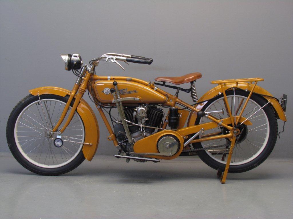 Reading Standard 1917 1100cc 2 Cyl Sv