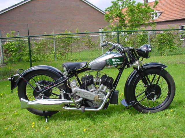 Royal Enfield 1931 976cc 2 Cyl Sv Yesterdays