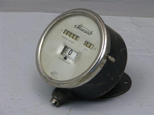 #04 Stewart speedometer