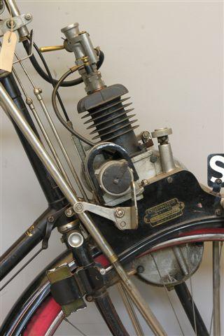 Cyclotracteur 1919 108 Cc 1 Cyl Aiv Yesterdays