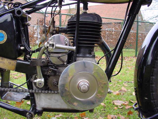 FN 1928 M70 sahara 350cc 1cyl sv - Yesterdays