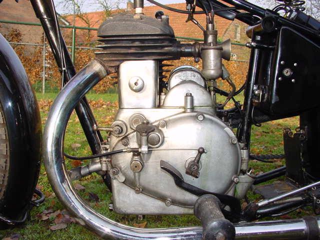 FN 1929 M70 sahara 350cc 1cyl sv - Yesterdays
