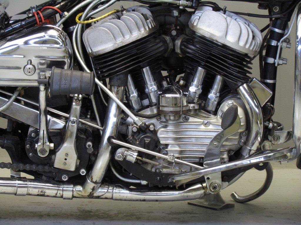 Harley Davidson 1942 Wl 750 Cc 2 Cyl Sv Yesterdays Golf Cart Engine Diagram