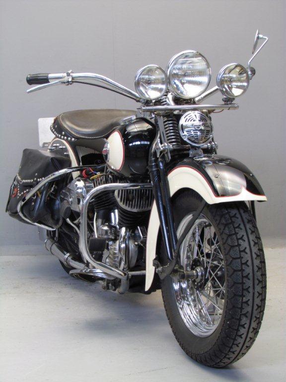 Harley Davidson 1942 Wl 750 Cc 2 Cyl Sv