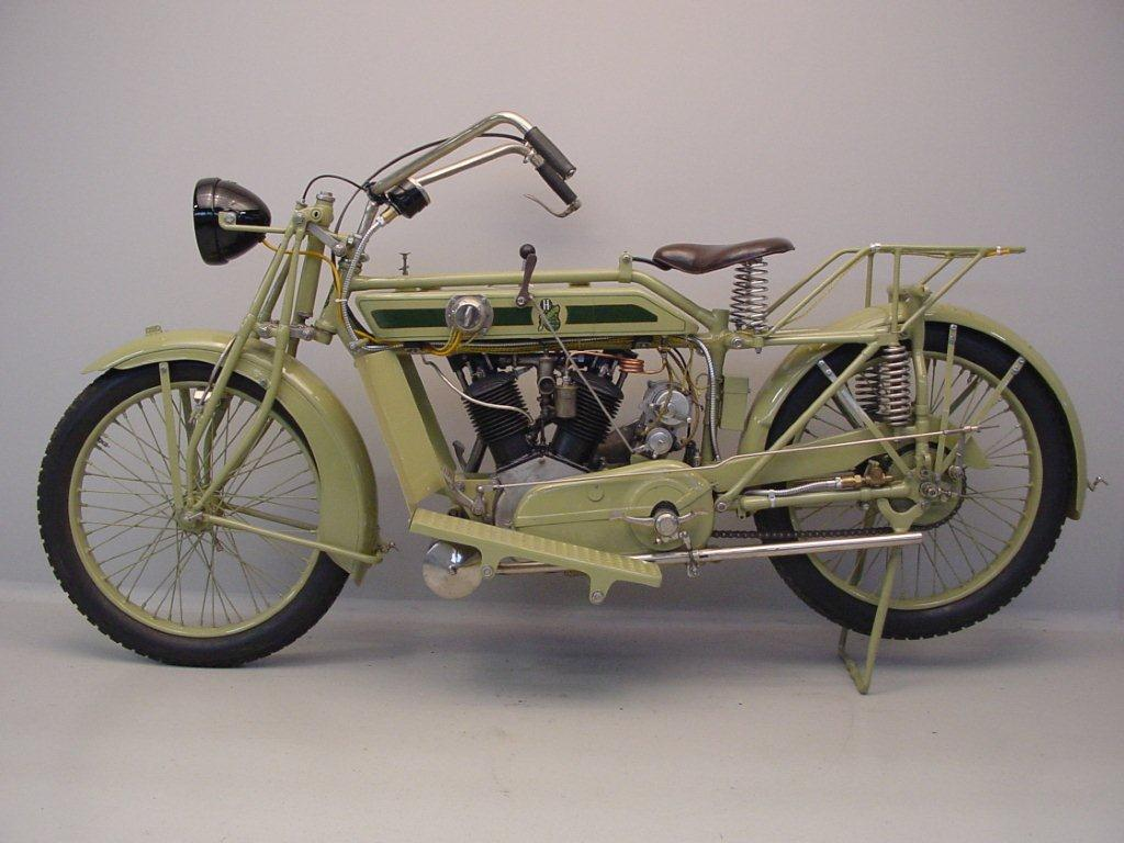 Matchless 1921 Model H 1000cc 2 Cyl Ioe Yesterdays