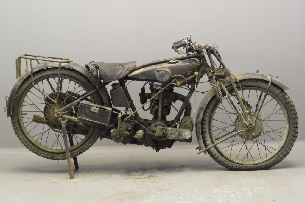 Calthorpe 1928 D6 350cc 1 cyl ohv  2706