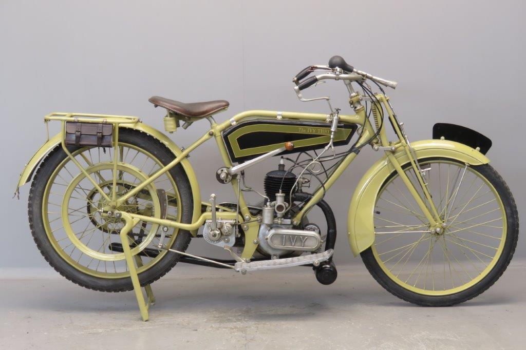 Ivy 1921 Model C 224cc 1 cyl ts  2706