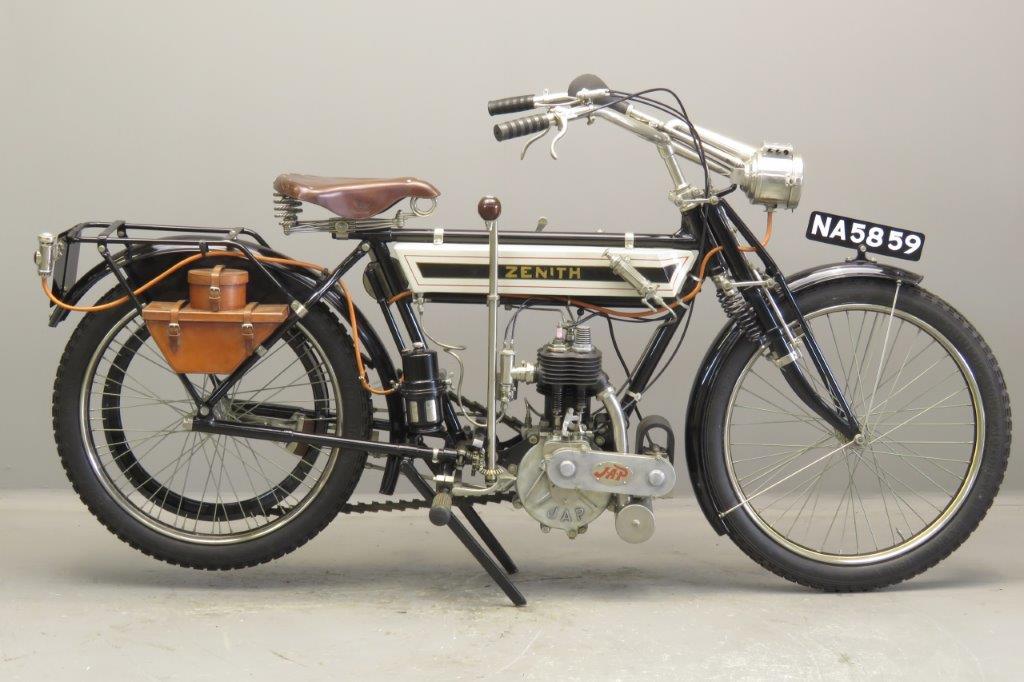 Zenith 1911 500cc 1 cyl sv  2706