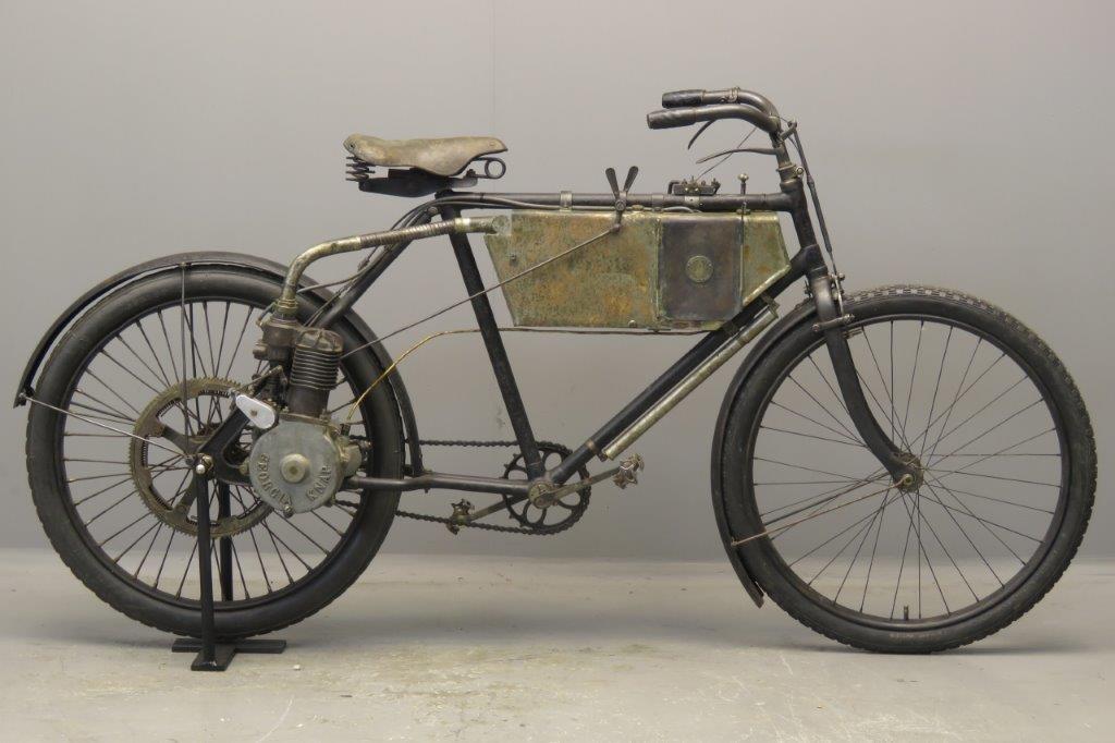 Georgia Knap 1903   250cc 1 cyl aiv  2707