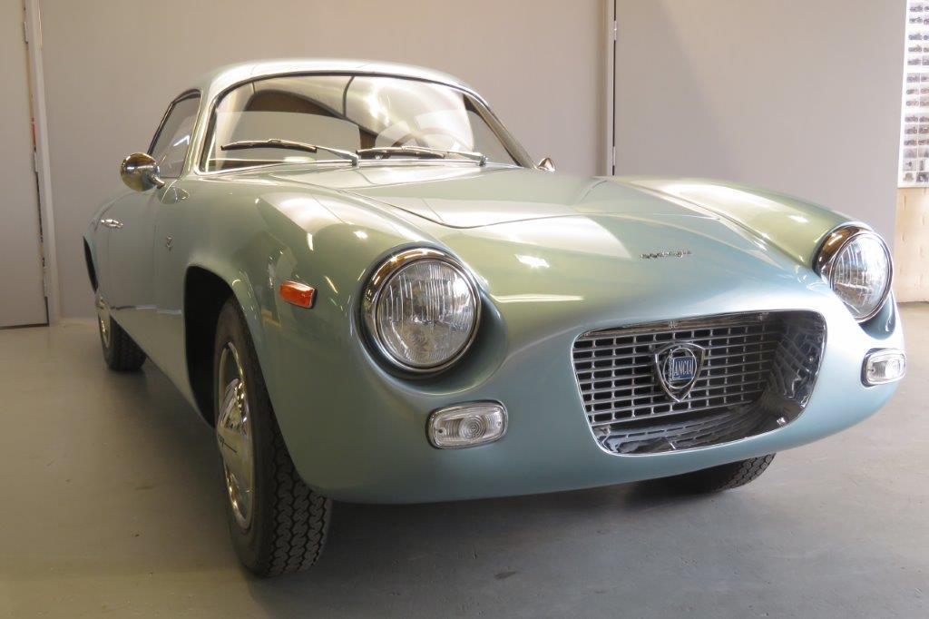 Lancia ca 1961 Appia GTE Zagato   2707