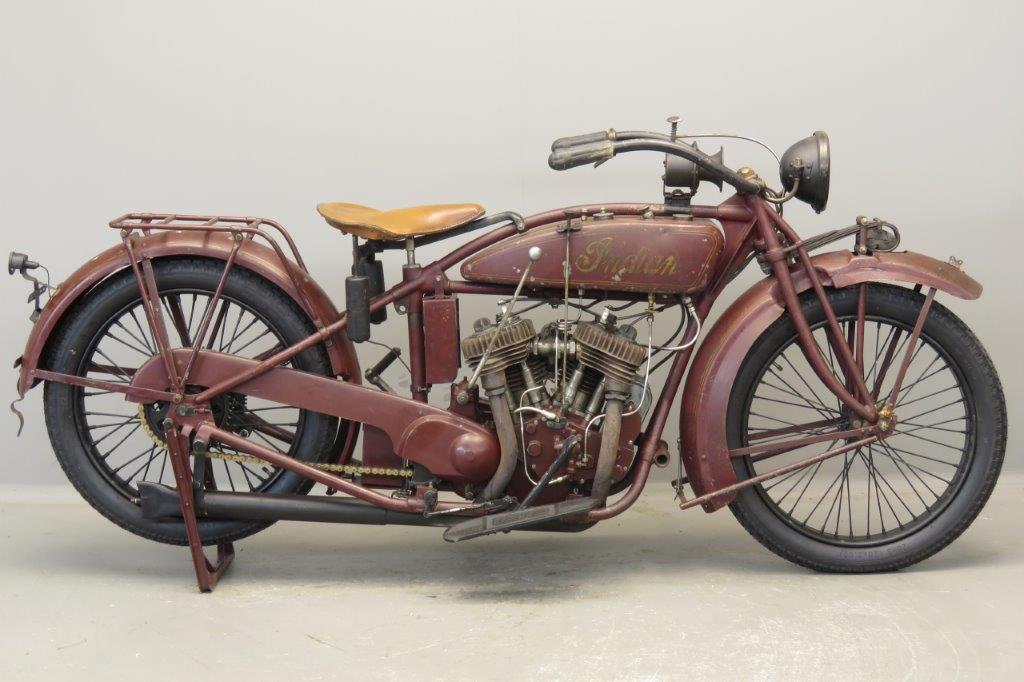 Indian 1924 Big Chief 1200cc 2 cyl sv   2708