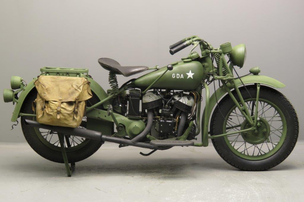 Indian 1941 741 500cc 2 cyl sv  2708