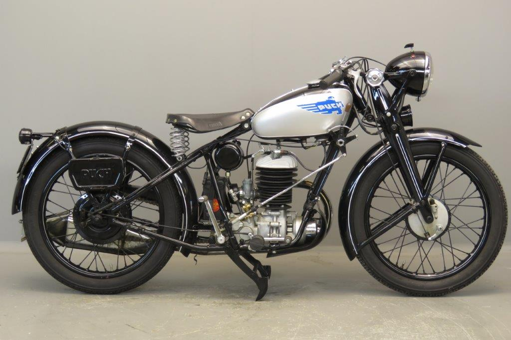 Puch 1934 S4 250cc 2 cyl ts  2708