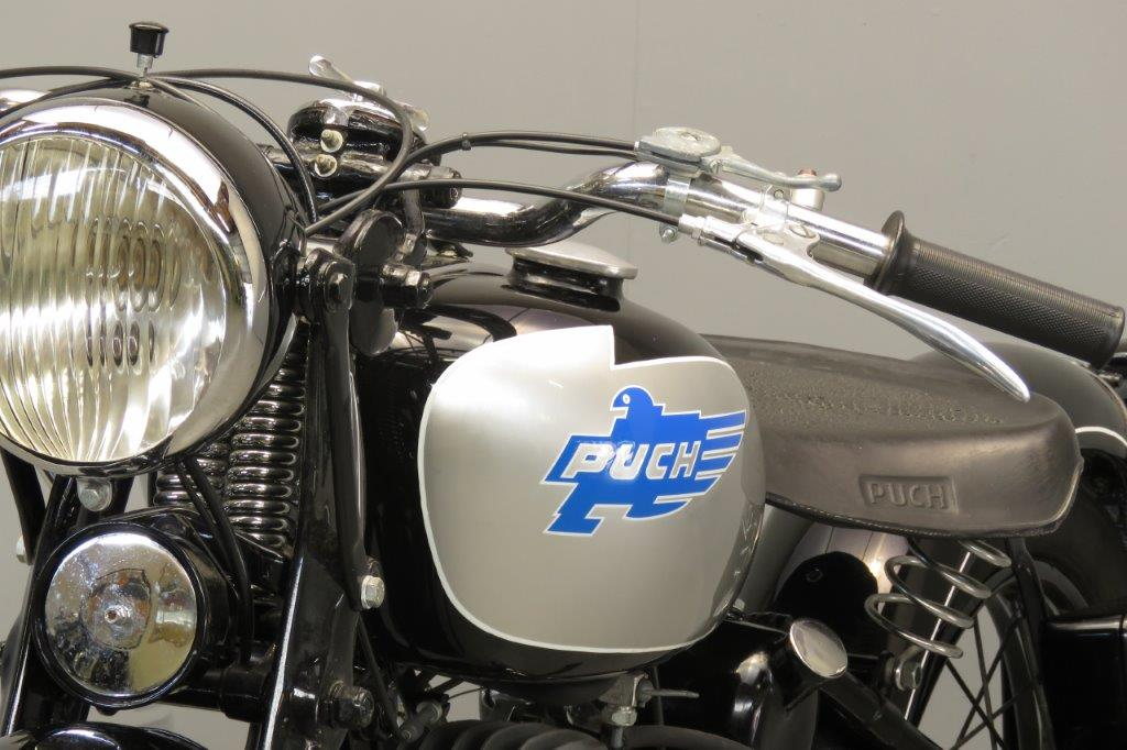 Puch S on Puch Split Single Engine