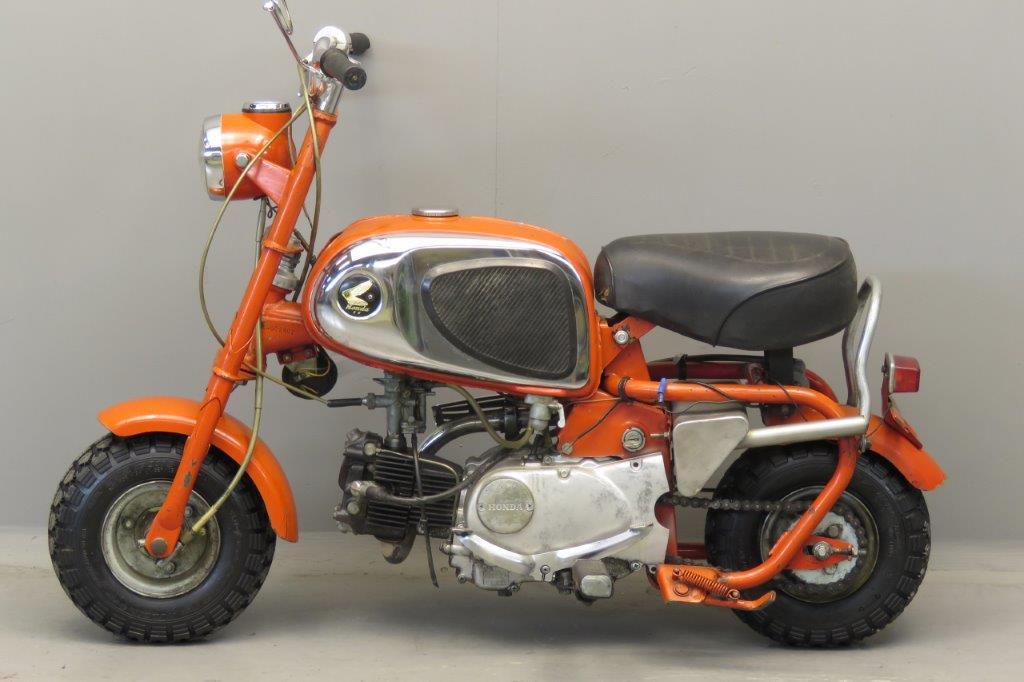 Honda 1966 Monkey Bike 2709 - Yesterdays