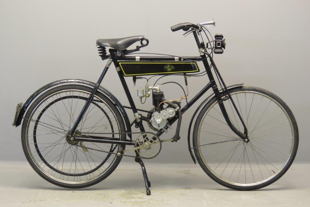 J.E.S. 1914  116cc 1 cyl aiv  2709