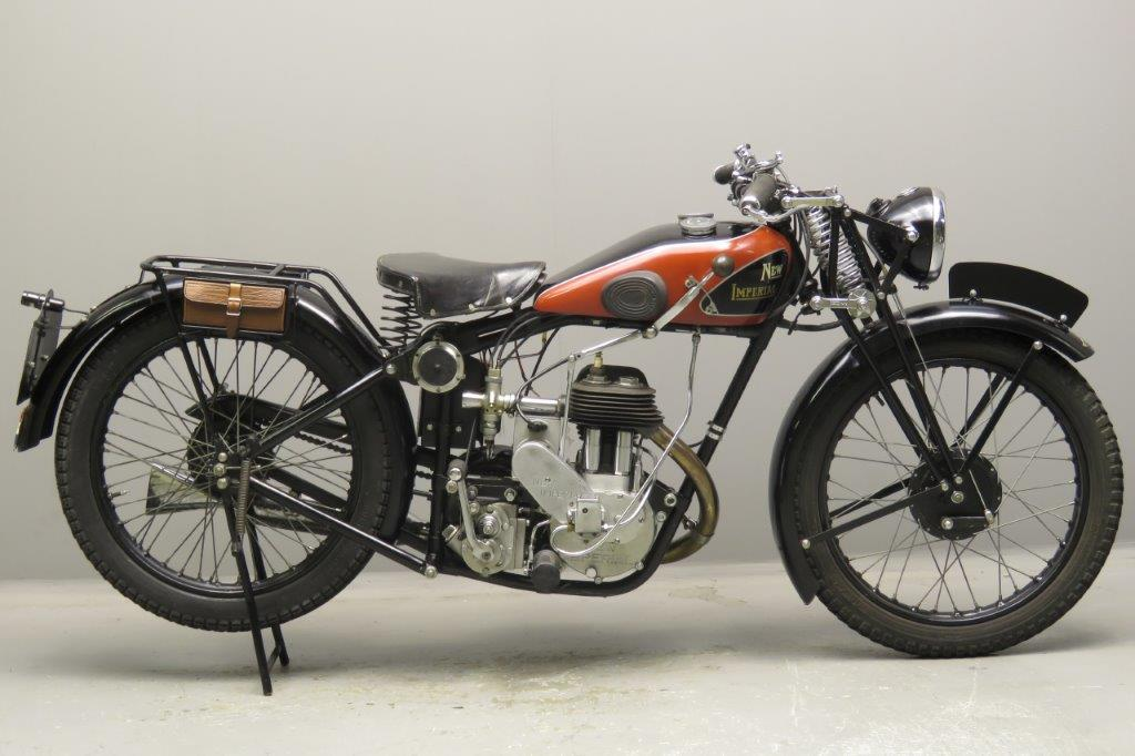 New Imperial 1933 Model 2 350cc 1 cyl sv   2709