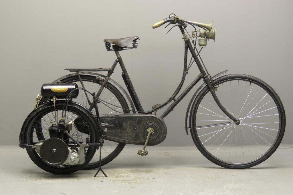 Wall 1914 Autowheel 1 cyl 118cc aiv  2709