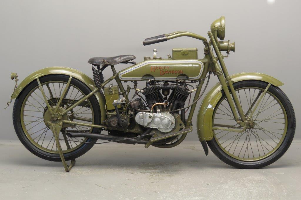 Harley Davidson 1920 1000cc 2 cyl ioe  2710