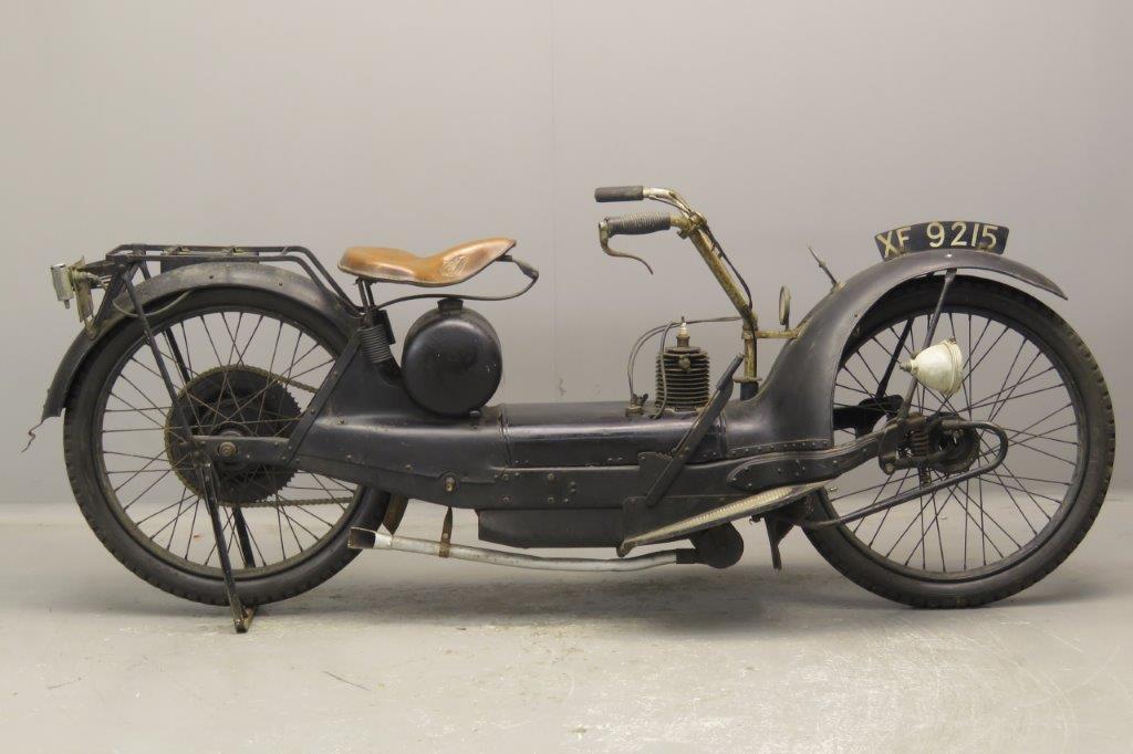 Neracar 1921 Model A  221cc 1 cyl ts  2710