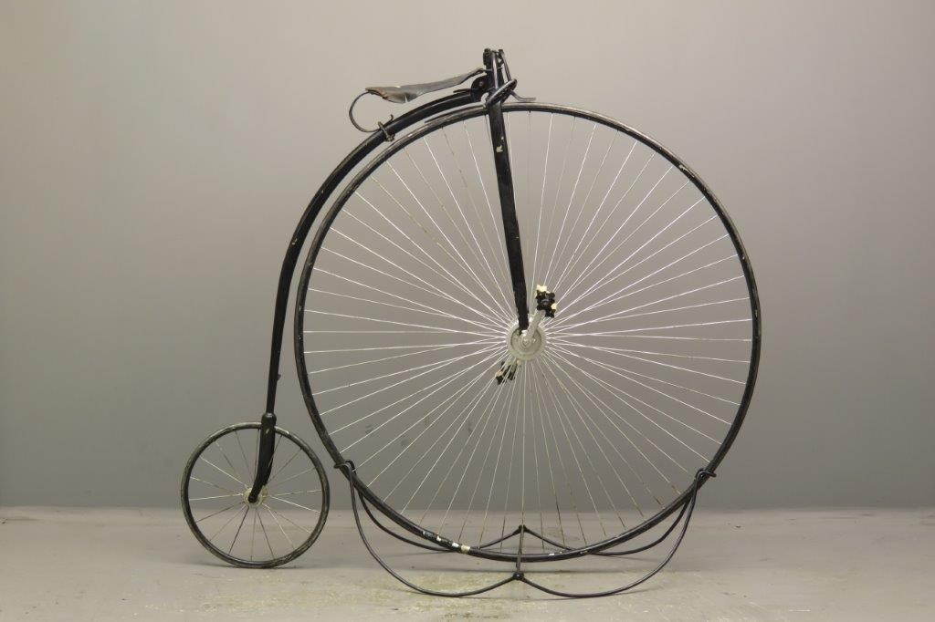 Penny Farthing ca 1885  2710