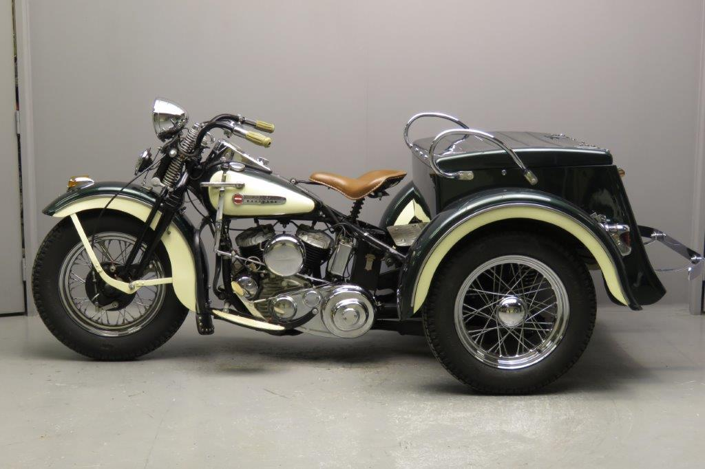 Used Cars Nl >> Harley Davidson 1947 Servicar 2711 - Yesterdays