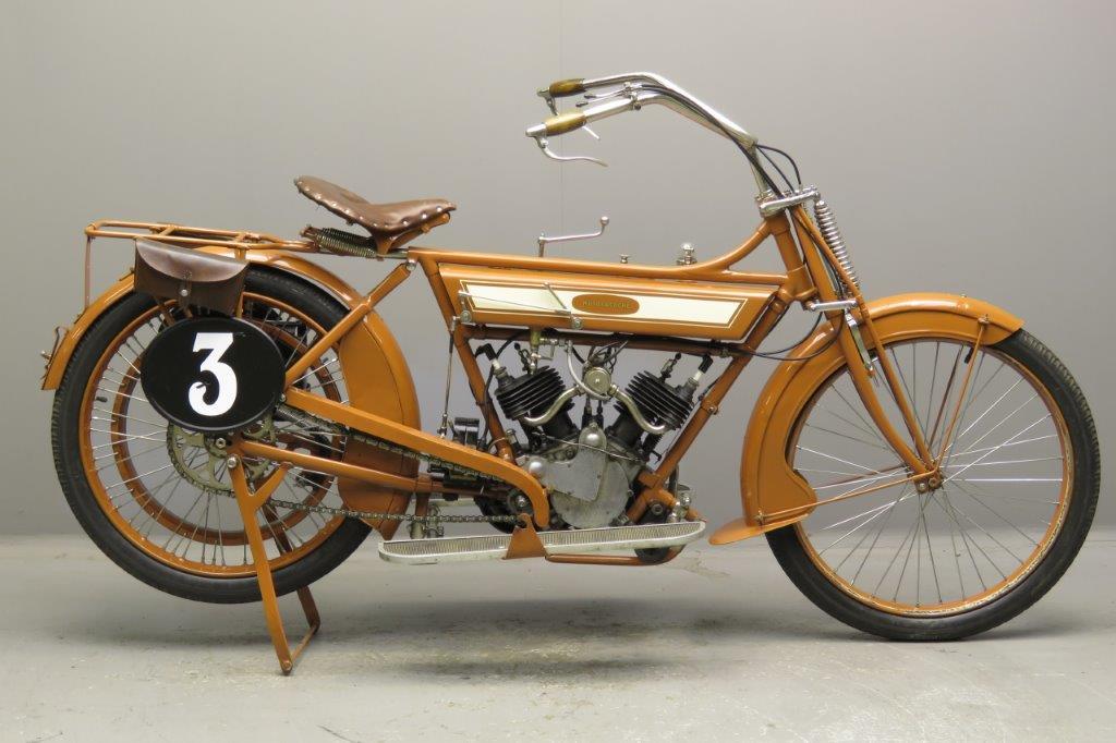 Motosacoche 1912 2C5 2 cyl 344cc sv  2711