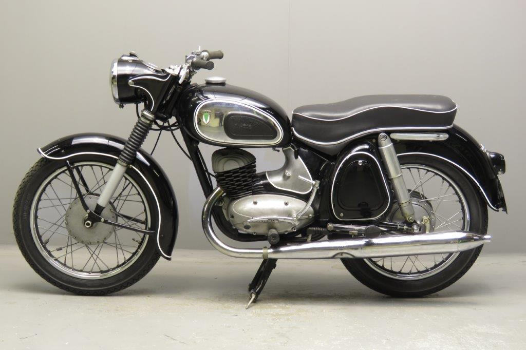 New Engines For Sale >> DKW 1956 RT175 175cc 1 cyl ts 2712 - Yesterdays